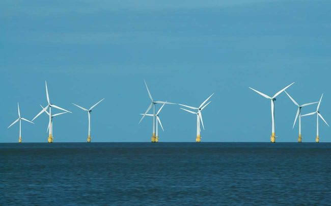 Thanet Extension Offshore Wind Farm DCO Application submitted to PINS